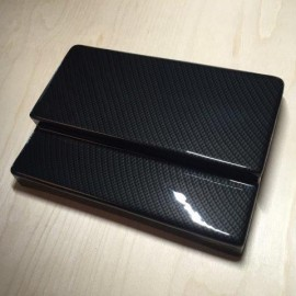 Battery Cover S58 Hydro Carbon Fiber (1994-2004 Mustang)