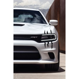 Battle Scars Decals (2015-2017 Charger)