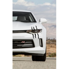 Battle Scars Decals (2016-2017 Camaro)