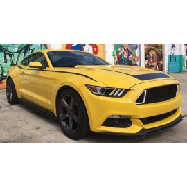 Combo U3 Hood Decal & Body Line Accents  (2015-2017 Mustang)