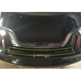 Paint Protection - Color-Matched Trunk/Top Bumper (2015-2017 Mustang)