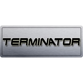4V Coil Cover Plate - TERMINATOR S1
