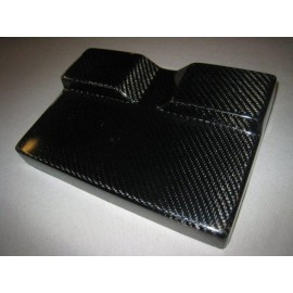 Battery Cover S96 Carbon Fiber (2010-2014 Mustang)