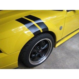 "Fender Stripes - 4"" (1999-2004 Mustang)"
