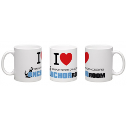 I LOVE Anchor Room Mug