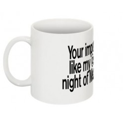 Your Import Sound MUG
