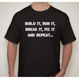 Build it and repeat Shirt