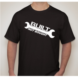 Built not Bought Shirt