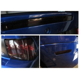 Rear Light Vinyl Tint Kit (2003-2004 Cobra)