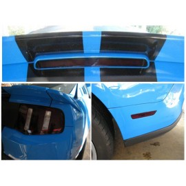 Rear Lens Vinyl Tint Kit (2010-2012 Mustang)