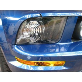 Paint Protection - Front Marker (2005-2009 Mustang)