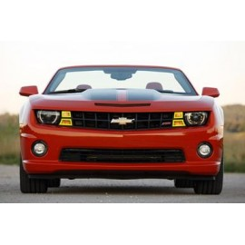 Paint Protection - Front Signal Marker Lights (2010-2013 Camaro)