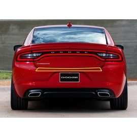 Paint Protection - Trunk/Top Bumper (2015-2017 Charger)