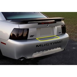 Paint Protection - Trunk/Top Bumper (1999-2004 Mustang)