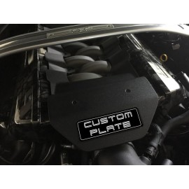 Printed Custom Engine Cover Plate