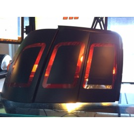 2013 Style Vinyl Tail Light Conversion Kit (1999-2004 Mustang)