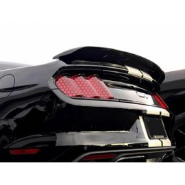Tail Light Honey Comb Vinyl (2015-2017 Mustang)