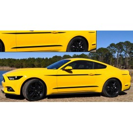 Body Accents/Side Stripes (2015-2017 Mustang)