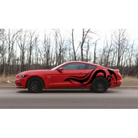 Tribal Body Graphics  (2015-2017 Mustang)