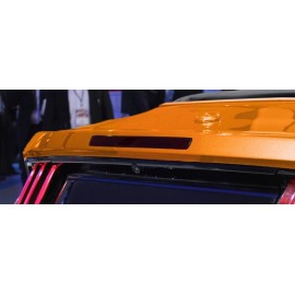 3RD Brake Light Lens Vinyl Tint (2015-2018 Mustang Convertible)