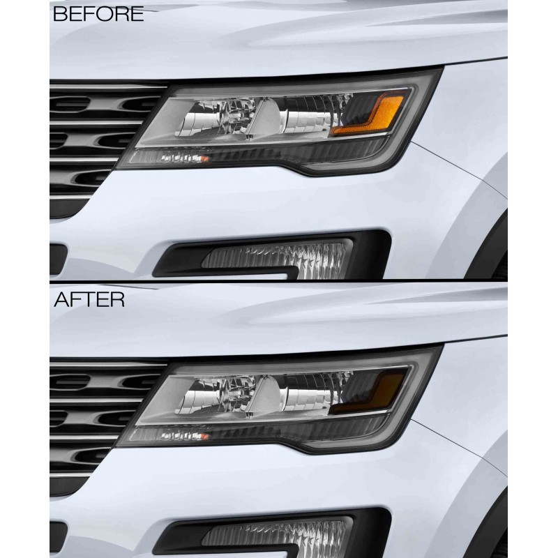 Mirror Marker Lights 2016-2019 Explorer 16FE/_MM Vinyl Tint Kit