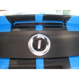 3RD Brake Light Lens Vinyl Tint (2010-2014 Mustang)