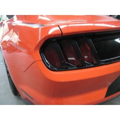 Tail Light Lens Vinyl Tint (2015-2017 Mustang)
