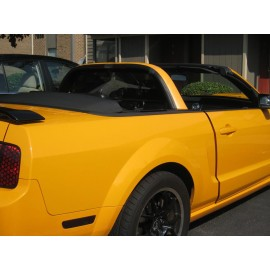 Wind Screen - CDC/MF MRT - Clear (2005-2014 Mustang)